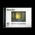 Watercolour Pad Book A3 Size