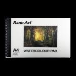 Watercolour Pad Book A4 Size