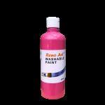 Washable Paint 500ml  pink colour