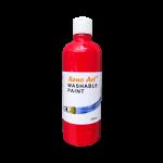 Washable Paint  500ml  Red colour